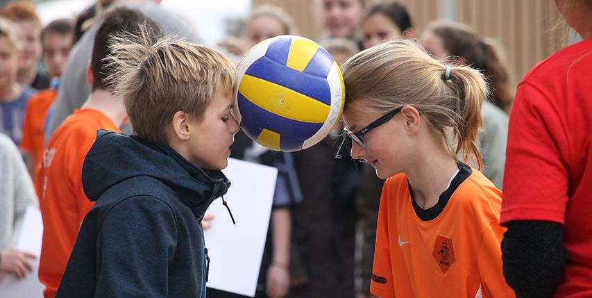 kick-off 100 dagen tot EK Vrouwenvoetbal