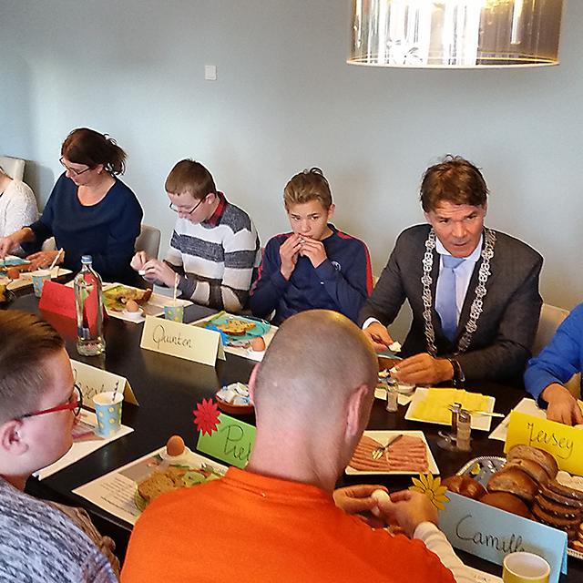 Nationaal Schoolontbijt Breda