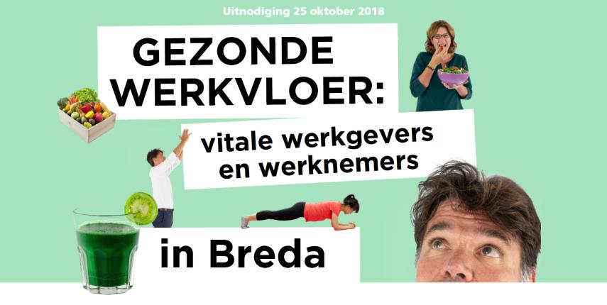 JOGG uitnodiging gezonde werkvloer Breda