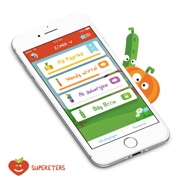 app gezonde voeding