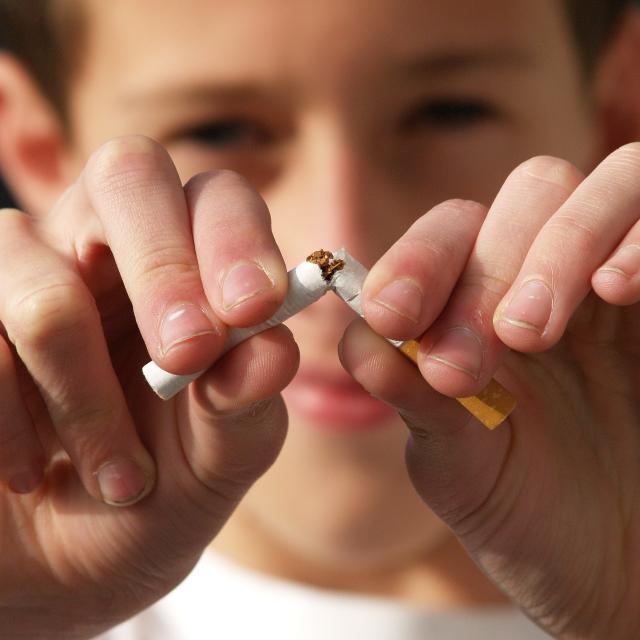 op weg naar rookvrije generatie